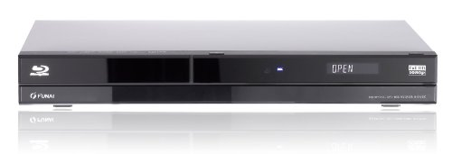 Funai BH2-M200 BluRay-Rekorder 500GB (Full-HD, HDTV, DVB-T)