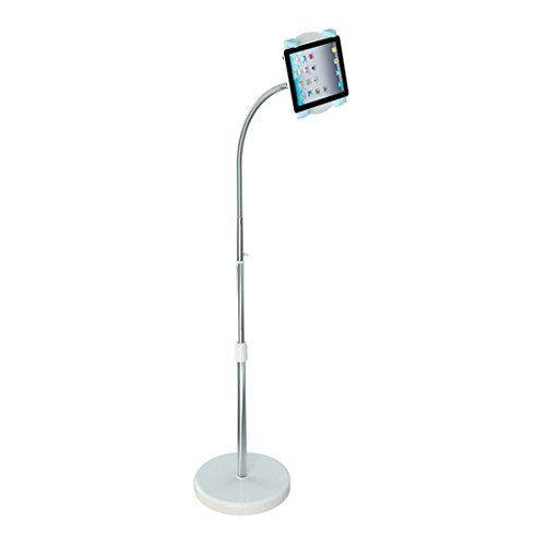 Loctek タブレットスタンド 高さ調節可能 フレキシブルアーム付き 7-12インチiPad Air/iPad Miniタブレット対応X5-JA