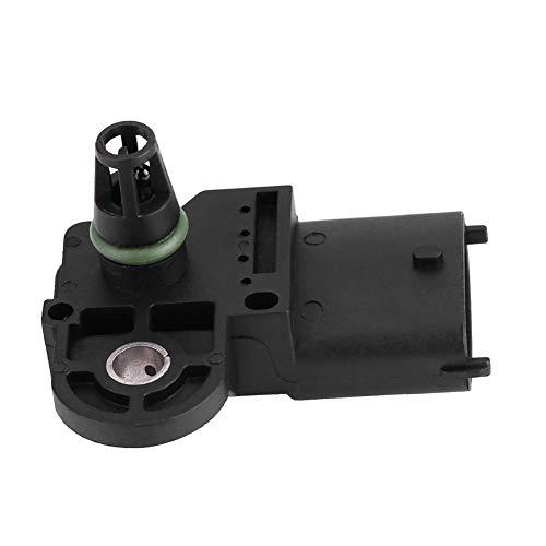 Sensor de presión de aire 8200375977 MAP Sensor de presión de aire del múltiple del automóvil 8200375080 Sensor de aumento de presión automático apto para Grand Scenic II Laguna