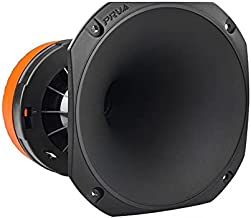 """$36 » PRV AUDIO WGP275Ph 1"""" Exit Phenolic Driver Horn, Midrange Vocal Reproduction Low Distortion Compression Driver and Horn Co..."""