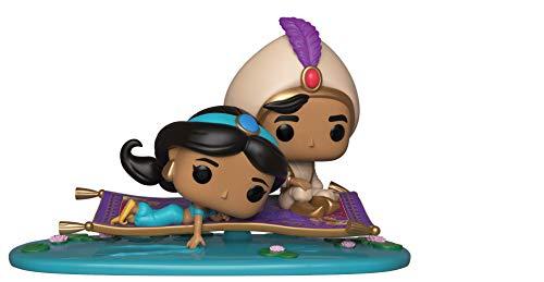 Funko- Figurines Pop Vinyl 2-Pack: Movie Moments: Aladdin: Magic Carpet Ride Disney Collectible Figure, 35760, Multicolore, Standard