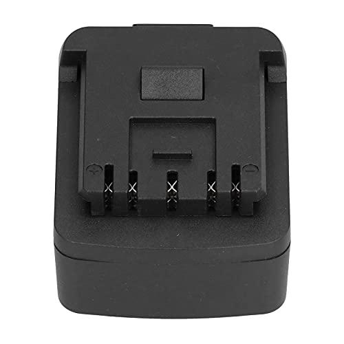 Adaptador de batería de litio GAESHOW para conector de montaje en base N18 de 18 V para herramienta eléctrica BAT de 18 V ABS