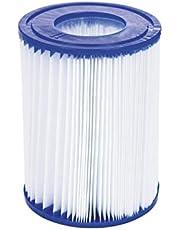 Bestway 58094 poolfilterpatron – storlek 2, blå