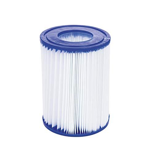 Bestway 58094 Cartuccia filtro Flowclear tipo II, Capacità: 2006/3028 lt/ora, Bianco/Blu
