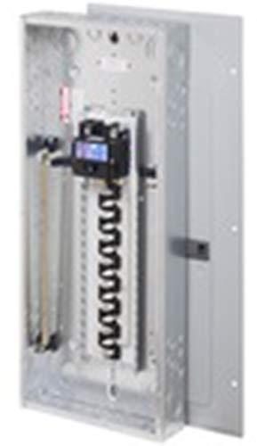 Cutler-Hammer BR4080BQN200 Type BR 3-Wire Main Breaker Load Center, 120 to 240 VAC, 200 A, 25 kA Interrupt