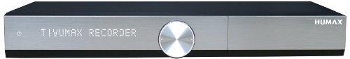 Humax Tivumax Recorder HDR-1001S, Videoregistratore con Doppio Sintonizzatore Satellitare