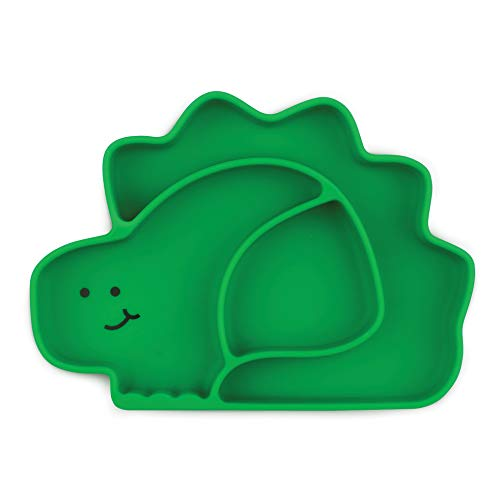 Bumkins GDL-DNO Silicone Grip Drish, grün