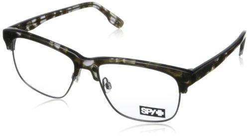 Spy Dexter Rectangular Eyeglasses,Steel Tort,54 mm