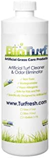 BioTurf BioS+ 16 oz Hyper Concentrate Enzymatic Artificial Turf Pet Odor Eliminator. Best Natural Enzyme Product in The Commercial Biomass Degradation Mal Odor Industry. Not Sold in Stores!