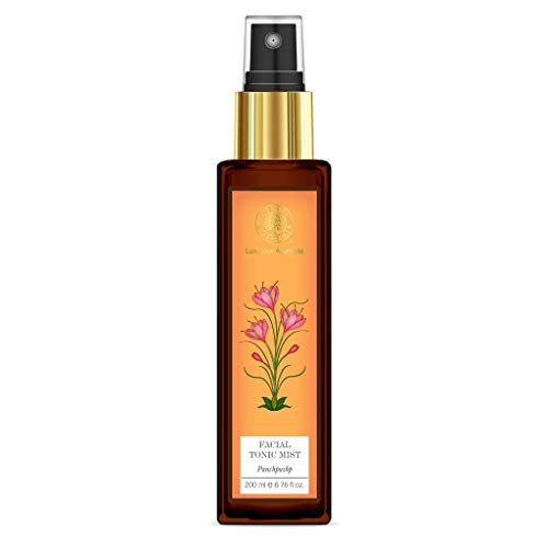 Forest Essentials Facial Toning Mist Pure Rose Water - 100ml by Forest Essentials
