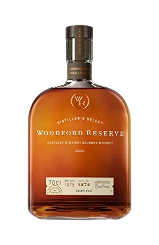 Woodford Reserve Distiller's Select Kentucky Straight Bourbon Whiskey - 43,2% Vol. (1 x 0.7 l)