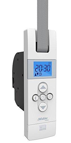 WIR ELEKTRONIK Comfort Enrollador de Cinta, para Correa de 23 mm, Blanco, eW820