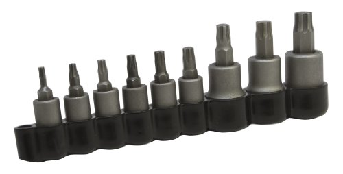 Lisle 81000 Torx Plus Bolt Set - 9 Piece