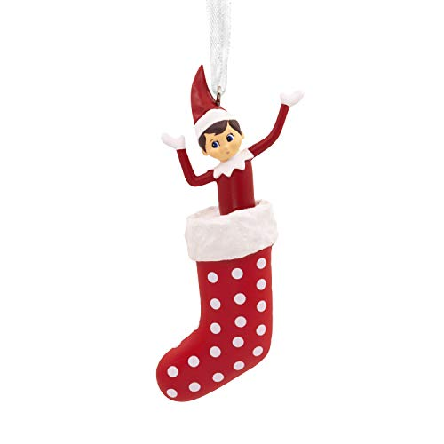 Hallmark Christmas Ornament, Elf on the Shelf