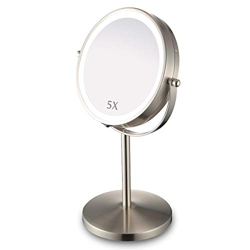 Best double sided makeup mirror