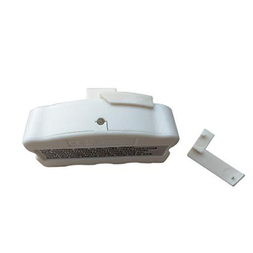 Afittel0 Chip reseteador para Cartuchos Epson,Chip Resetter Chip Reset Tool para Cartuchos de Tinta de 7 y 9 Pines para R210 R230