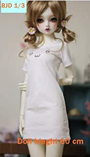 Studio one Fashion Casual Long t-Shirt Cloth 1/3 BJD SD Doll fit 60 cm Doll