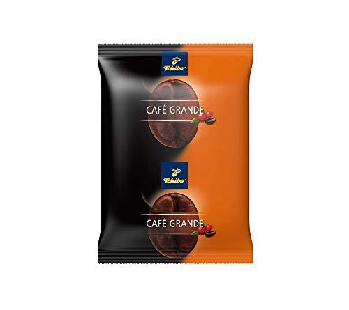Tchibo Café Grande, 500g Kaffee | Ganze Bohne | Hochwertiger Bohnenkaffee im 500g Beutel | Ideal für Vollautomaten | Einzigartige Kaffeequalität von Tchibo