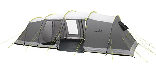 Easy Camp Huntsville 800Tenda, Unisex, 120183, Grigio/Bianco, Taglia Unica