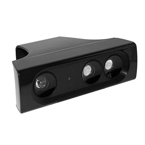 OSTENT Super Zoom Lente Grande Ângulo Sensor de Redução de Alcance Compatível com Microsoft Xbox 360 Kinect