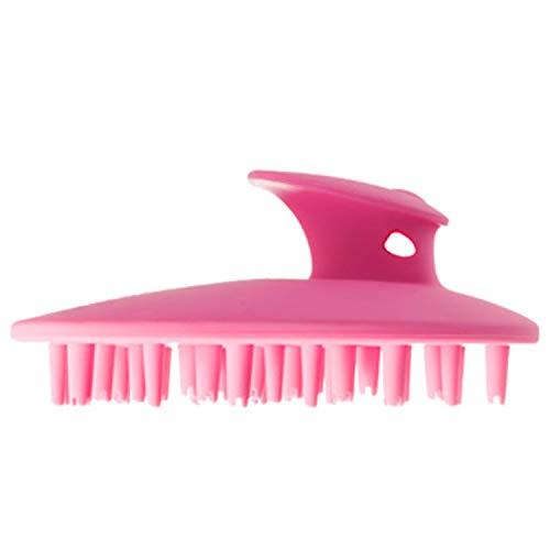 Storgem Shampoo Brush, Soft Silicone Comb,Scalp Scrubber and...