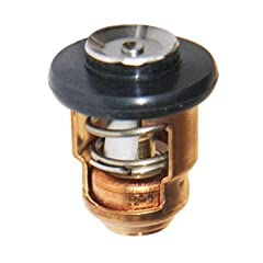 Thermostat 60? C 140? F Suzuki 4 Stroke Johnson 5033721 Replaces: 17670-90J00 Pro Marine Provides the highest Quality in aftermarket parts for all your Marine needs! All Instock Products ship within 1 business day of order! Same Day Shipping on Most ...