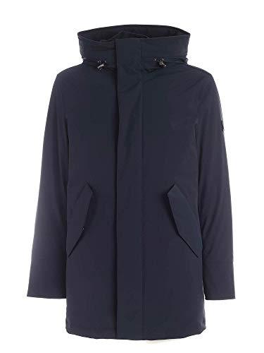 WOOLRICH UOMO Abbigliamento Blu WOOU0268MR S