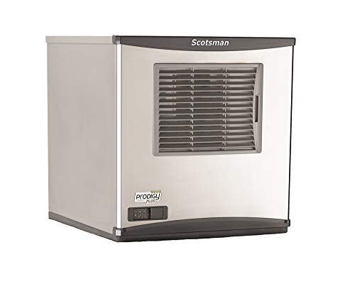 Scotsman C0322MA-1 22-Inch Prodigy Plus Air-Cooled Cube Ice Maker Machine, 356 lbs/Day, 115v, NSF