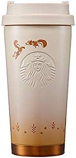 Starbucks スターバックス 2020 SS ステンレス エルマ オータム サイレン タンブラー SS Elma autumn siren tumbler 473ml(16oz) 海外限定品 日本未発売 スタバタンブラー