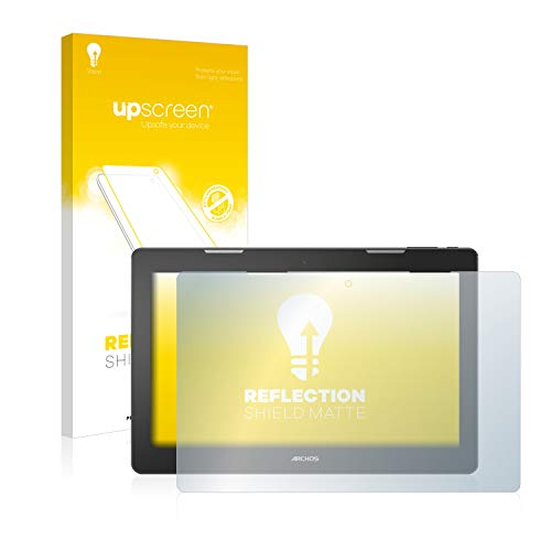upscreen Entspiegelungs-Schutzfolie kompatibel mit Archos Oxygen 133 – Anti-Reflex Bildschirmschutz-Folie Matt