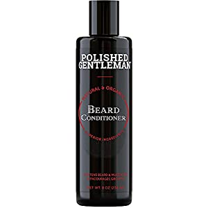 Beard Conditioner For Men With Beard Softener - Beard Thickener with Tea Tree and Beard Growth Oil - Beard Grooming and… 2