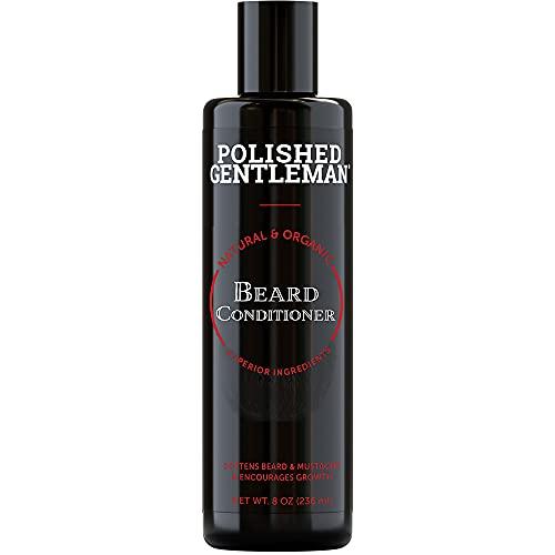 Beard Conditioner For Men With Beard Softener -...