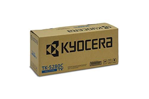 Kyocera TK-5280C Cyan. Original Toner-Kartusche 1T02TWCNL0. Kompatibel für M6235CIDN