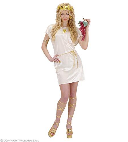 widmann-wdm7174t disfraz Adulto mujer, Beige, wdm7174t
