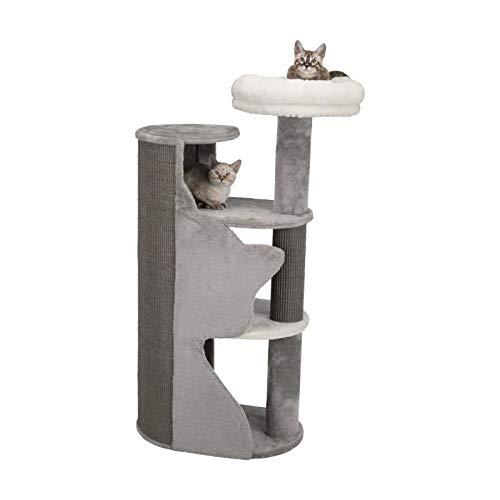 Trixie Kratzbaum Abele mit Katzensilhouette