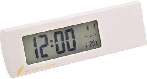 Eco Friendly Corn Starch High order Bioplastic Digital Max 75% OFF Alarm Clock Tem with