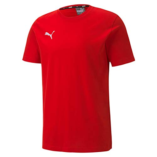 Puma Teamgoal 23 Casuals Tee T-Shirt Homme Puma Red FR : 2XL (Taille Fabricant : XXL)