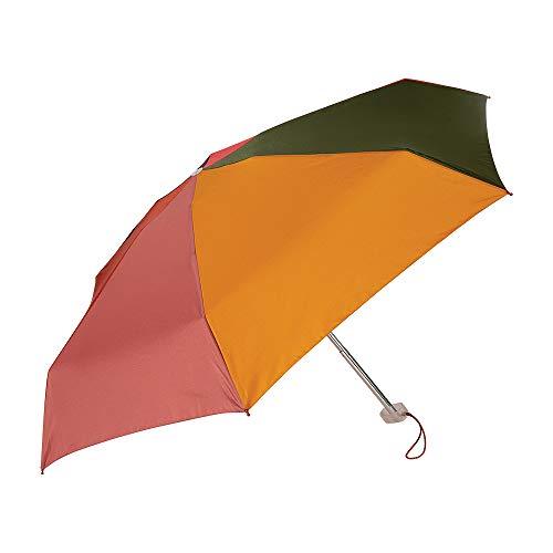 Paraguas Plegable Bisetti Mujer Multicolor muy pequeño y ligero ideal para el...