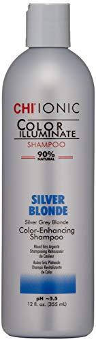 CHI Ionic Color Illuminâtes Silver Blonde Shampooing