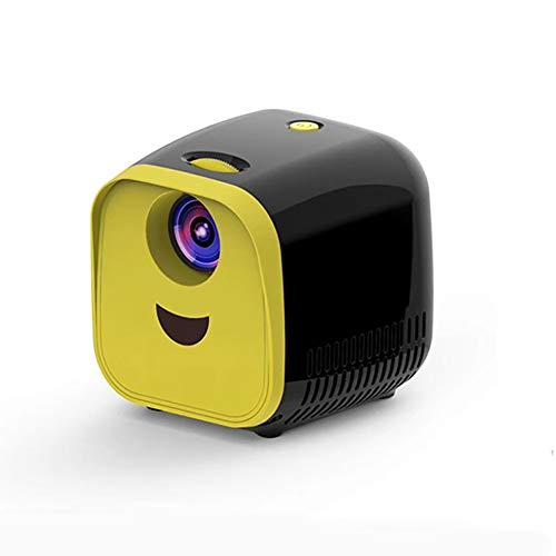 Proyector, Full HD 1080P LED Proyector Sistema At-Home