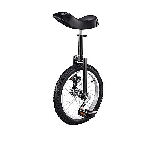 ZGZFEIYU 16/18/20/24 Zoll Column Balance Bike Heimtrainer Für Anfänger Und Unisex-20 inch Black||20