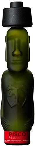 Pisco Capel Moai Statue mit Geschenkverpackung (1 x 0.7 l)
