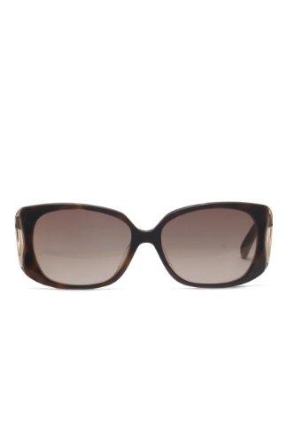 ck Calvin Klein Gafas de Sol CK4091S para mujer, Color: Marrón, Talla: 55