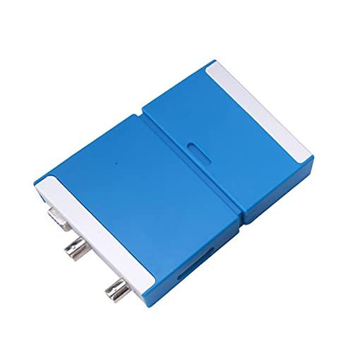 Osciloscopio digital de doble canal osciloscopio digital para teléfono Android PC equipo depuración para electricista con cable de ordenador USB