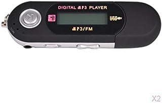 D DOLITY 4GB USB MP4 MP3 Music Video Digital Player Recording with FM Radio EBook