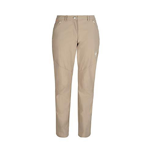 Mammut Damen Wander-hose Hiking Pants, braun, 34 short
