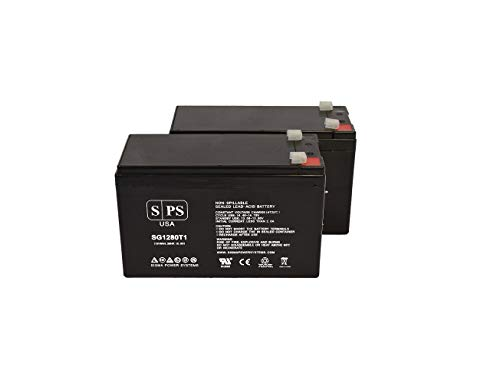 SPS Brand 12V 8Ah Replacement Battery for CP RB1280X2B UPS Replacement...