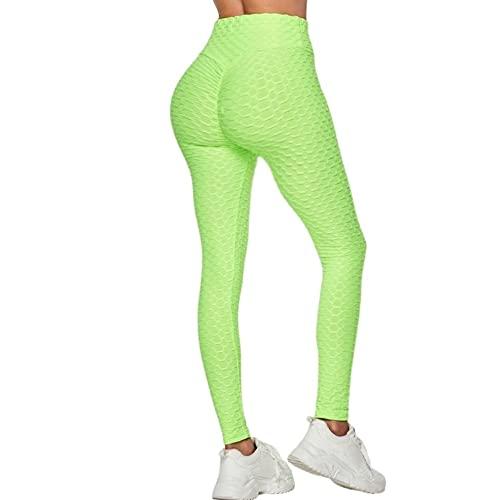 Forever Styles Co. TikTok Legging for Women - Tummy Control Scrunch Butt Lifting Workout Yoga Pants