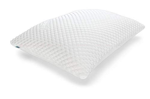 TEMPUR Comfort Cloud Cuscino, Crema/Bianco, 70 x 50 cm