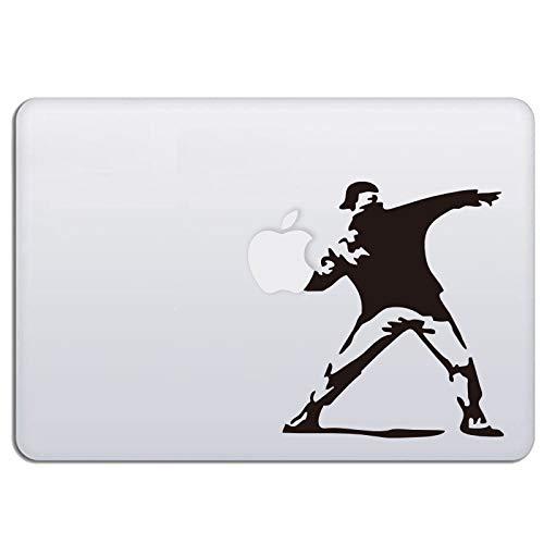 Laptop Stickers - Macbook Decal Sticker(Hip Hop Boy)for Apple Macbook Pro Air Mac Laptop